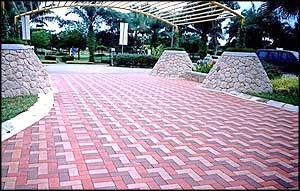 clayon pavers